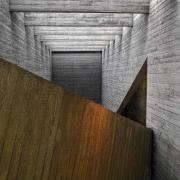 Mostyn Gallery stairwell 2