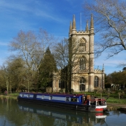 Saint Lawrence's Hungerford