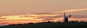 Wilton windmill sunset