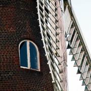 Windmill window