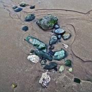 beach-stones