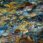 Abstract Rockface