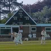 Hungerford Cricket Match
